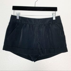 Express | Black Pocket Dress Shorts